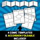 Newton's Laws Comic Strip - Project