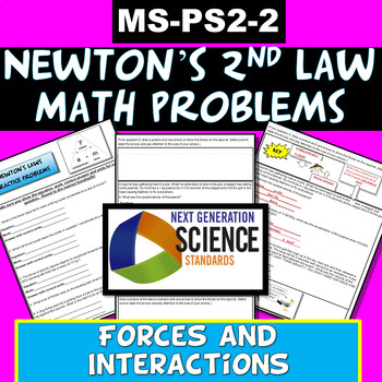Newton's Laws Physics Problems