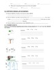 Newton's Laws of Motion - Worksheet