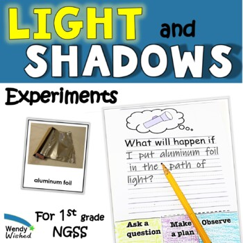 Next Generation Science Standards Light and Shadow Investi