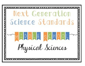 Next Generation Science Standards (NGSS): Middle School Ph