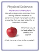 Next Generation Science Standards Science Anchor Charts Second