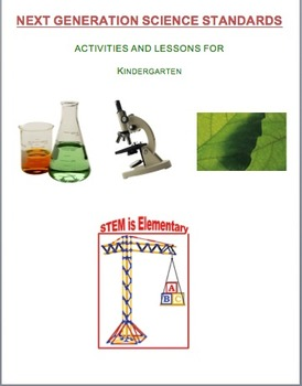 Free! NGSS Science Standards and Activities for Kindergarten
