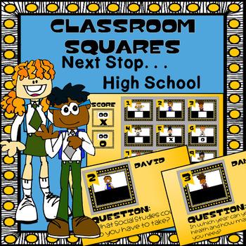 Next Stop High School Game Show