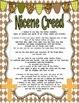 Nicene Creed Prayer Pack