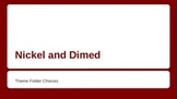 Nickel and Dimed Theme PowerPoint