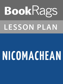 Nicomachean Ethics Lesson Plans