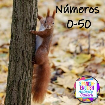Nifty Numbers - Counting Spanish 1-50
