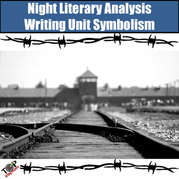 Night Elie Wiesel Symbols Motifs