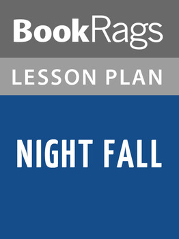 Night Fall Lesson Plans