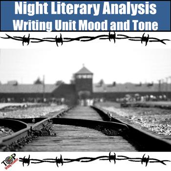 Night Elie Wiesel Mood Tone