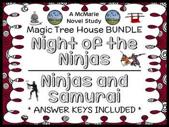 Night of the Ninjas | Ninjas and Samurai : Magic Tree Hous