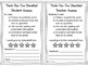 Night of the Spadefoot Toads Think-Tac-Toe Board Task Cards