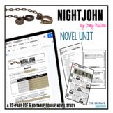 Nightjohn Novel Guide