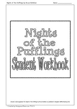 Nights of the Pufflings Student Workbook
