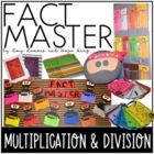Ninja Fact Master:  Multiplication and Division Fact Fluency