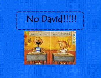No David Sentences