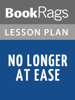 No Longer at Ease Lesson Plans