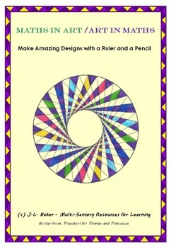 No Prep - Art in Math / Math in Art: Make Amazing Designs