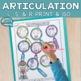 No Prep Articulation Detecting Targets