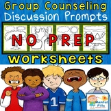 No Prep Individual and Group Counseling Problem Solving Wo