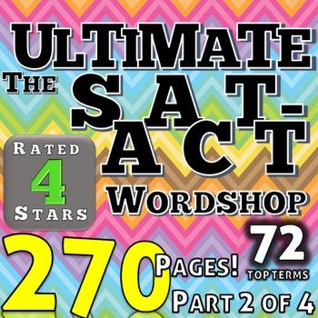 No Prep No Stress! 3 Months SAT Prep Vocabulary Critical R