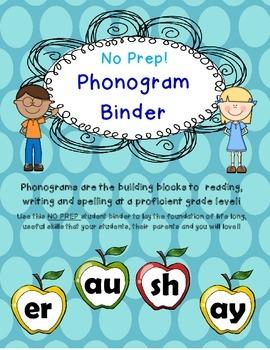 Phonogram Binder