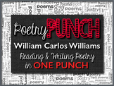 No Prep Poetry Punch: William Carlos Williams Common Core Aligned