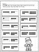 Christmas Themed No Prep Printables for Counting And Cardinality