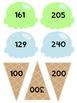 Ice Cream Rounding Review Game/Practice