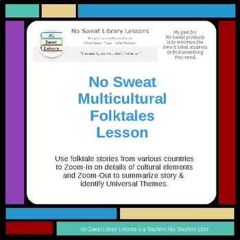 No Sweat Multicultural Folktales Lesson