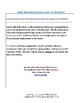 No Talking - Clements - Complete Literature and Grammar Unit