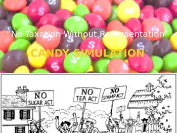 No Taxation Candy Simulation