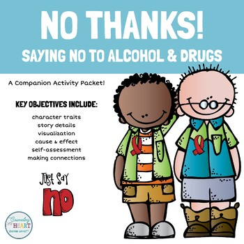 RED RIBBON WEEK Picture Book Read Aloud Video: No Thanks!