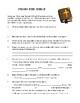Noah's Ark - Activities and Worksheets
