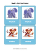 Noah's Ark Matching Card Game - Sunday School Bible Studie