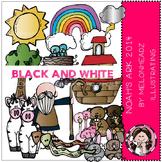 Noah's Ark 2014 by Melonheadz BLACK AND WHITE