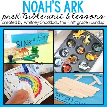 Noah's Ark, Bible Sunday School Unit