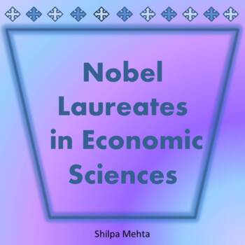 Nobel Laureates in Economic Sciences