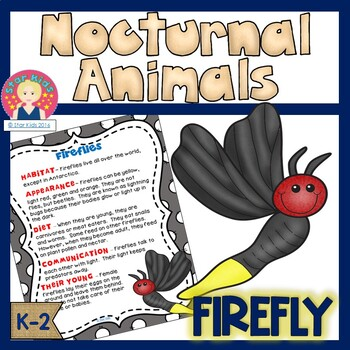 Firefly - Nocturnal Animals