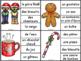 Noël - Jeu d'association #1 - French Christmas Clip Cards