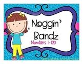 Noggin' Bandz- A Headband Game for Numbers 120