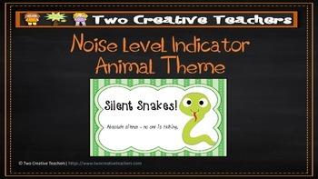 Noise Level Indicator