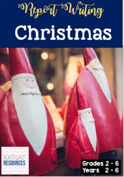 Non Chronological Report Writing - Christmas
