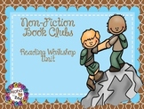 Non-Fiction Book Clubs: Reading Workshop
