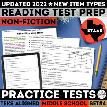 STAAR Non-Fiction Reading Passages II