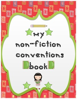 Non Fiction Conventions Book