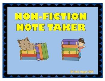 Non-Fiction Note Taker
