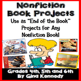 Nonfiction Book Report Projects