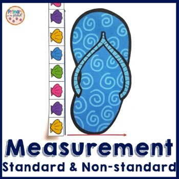 Non-Standard Units of Measurement with a Beach Theme